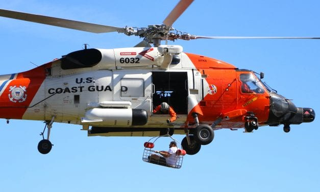 Video: Back-to-back Coast Guard rescues during Southeast heat wave