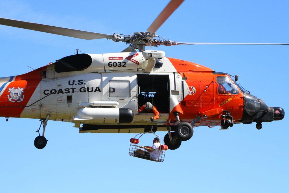 Video: Back-to-back Coast Guard rescues during Southeast