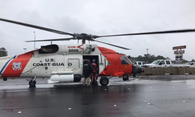 Sitka aircrews aid Hurricane Harvey rescue efforts