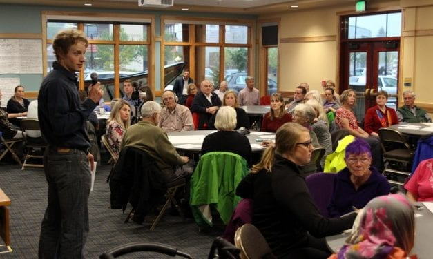 Watch: Sitka Community Hospital town hall