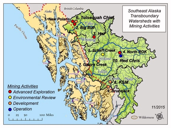 Mine critics find more local government support