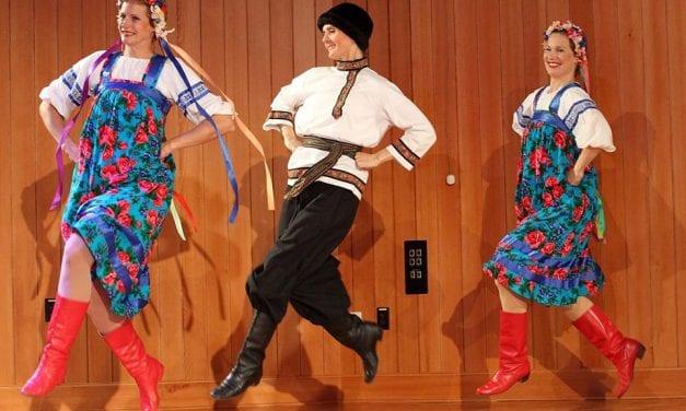 Where prisyadka meets sisterhood, New Archangel Dancers hold auditions