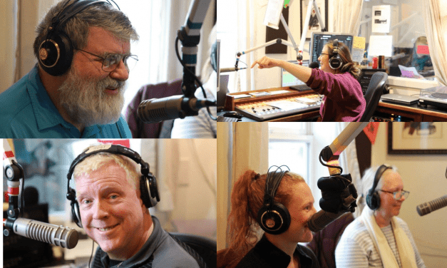 Faces of the Fall Pledge Drive