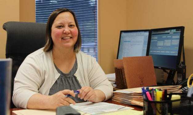No typical day, says new assistant district attorney