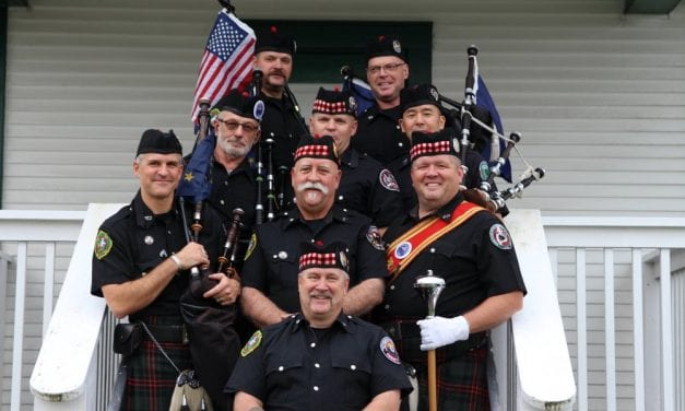 Alaska Day soundtrack includes pipes and drums