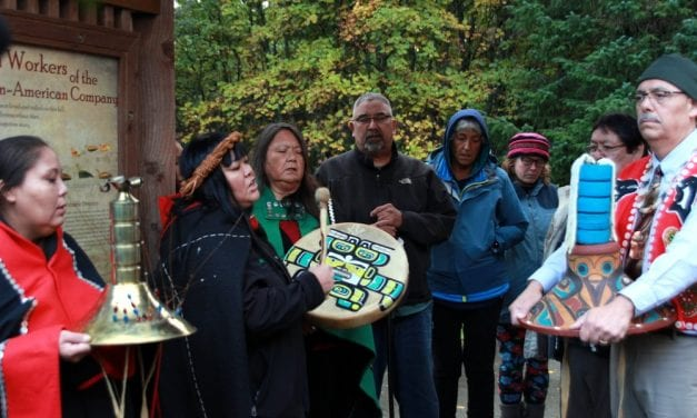 150 years in the making, Kiks.ádi gather to commemorate loss of land