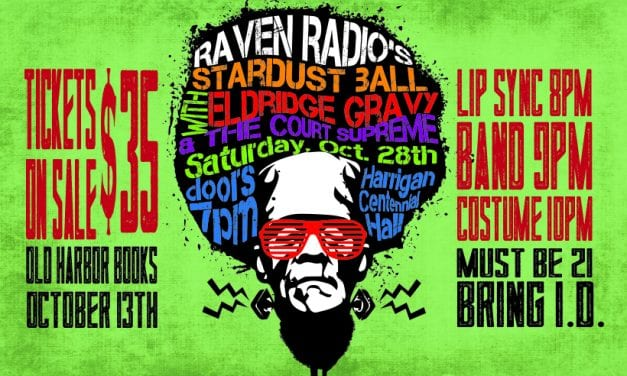 Get ready for Raven Radio's Stardust Ball!