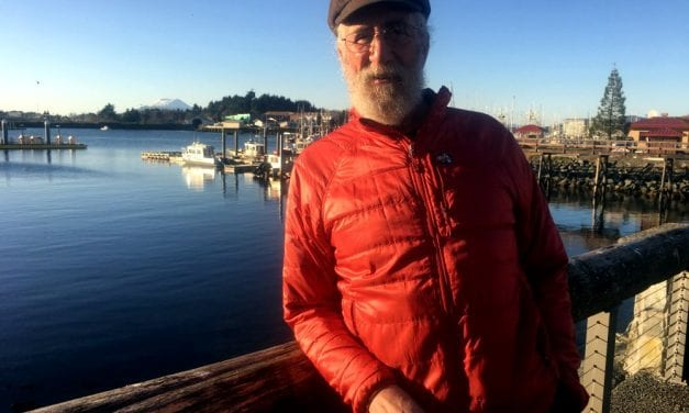 Sitka author travels far, goes deep in 'Canyon Dance'