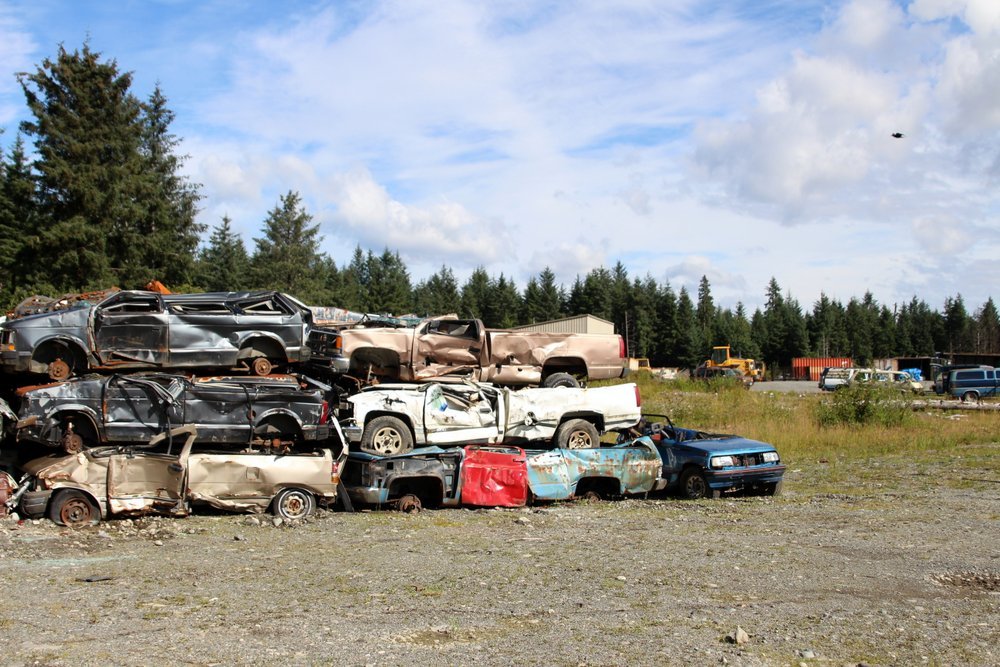 Talking Trash: Once a bear attractant, Yakutat's dump now