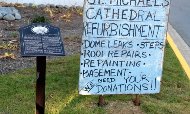 Sitka attorney: $5000 Cathedral donation passes church v. state test