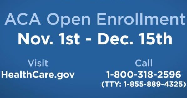 Resources available for Sitkans during ACA open enrollment