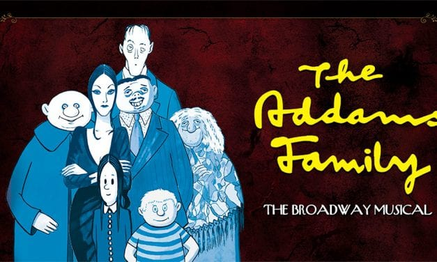 Join the Addams Family! Auditions begin this weekend