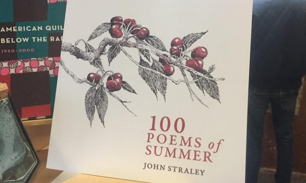 Straley, Campbell publish second book of haikus
