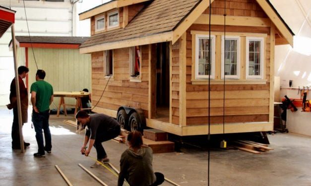 New tiny house code inches forward, with changes