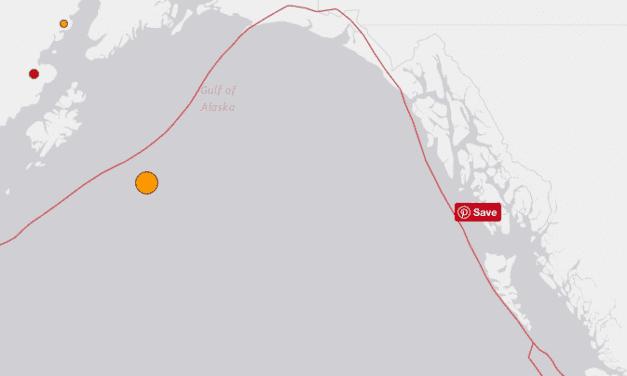 Tsunami warning for Sitka, coastal Alaska – CANCELLED