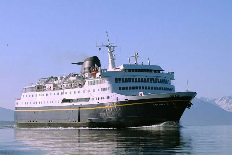 Amid reduced ferry service, two extra sailings added for Sitka - KCAW