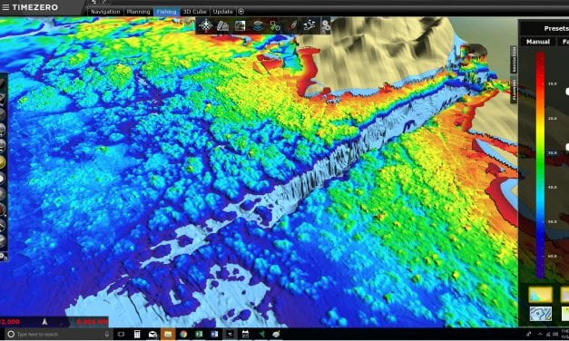 Fishermen's network creates map of ocean floor to reduce bycatch