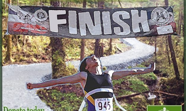 Cross Trail $20,000 from fundraising finish line