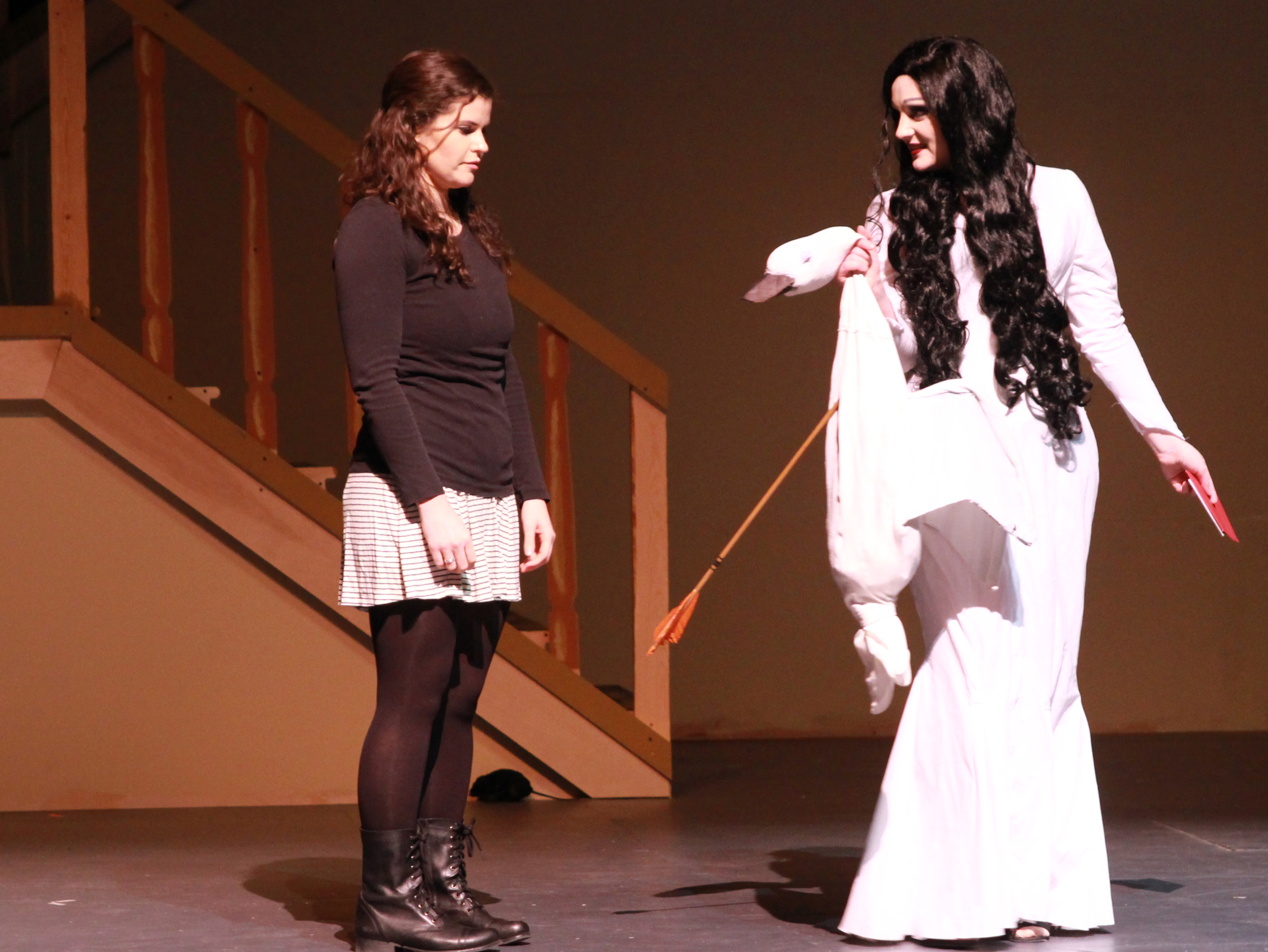 Sitkans Get Kooky And Spooky With The Addams Family Musical Kcaw