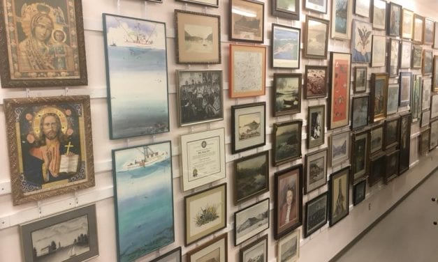 Sitka Historical Society preps for museum grand opening