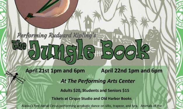 'Jungle Book' comes to life with aerial performance and puppetry