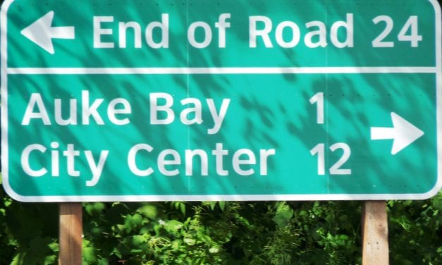 Legislature resurrects road out of Juneau, sort of