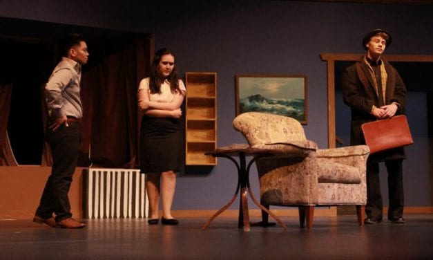 Several mysteries afoot in Sitka High's 'The Mousetrap'