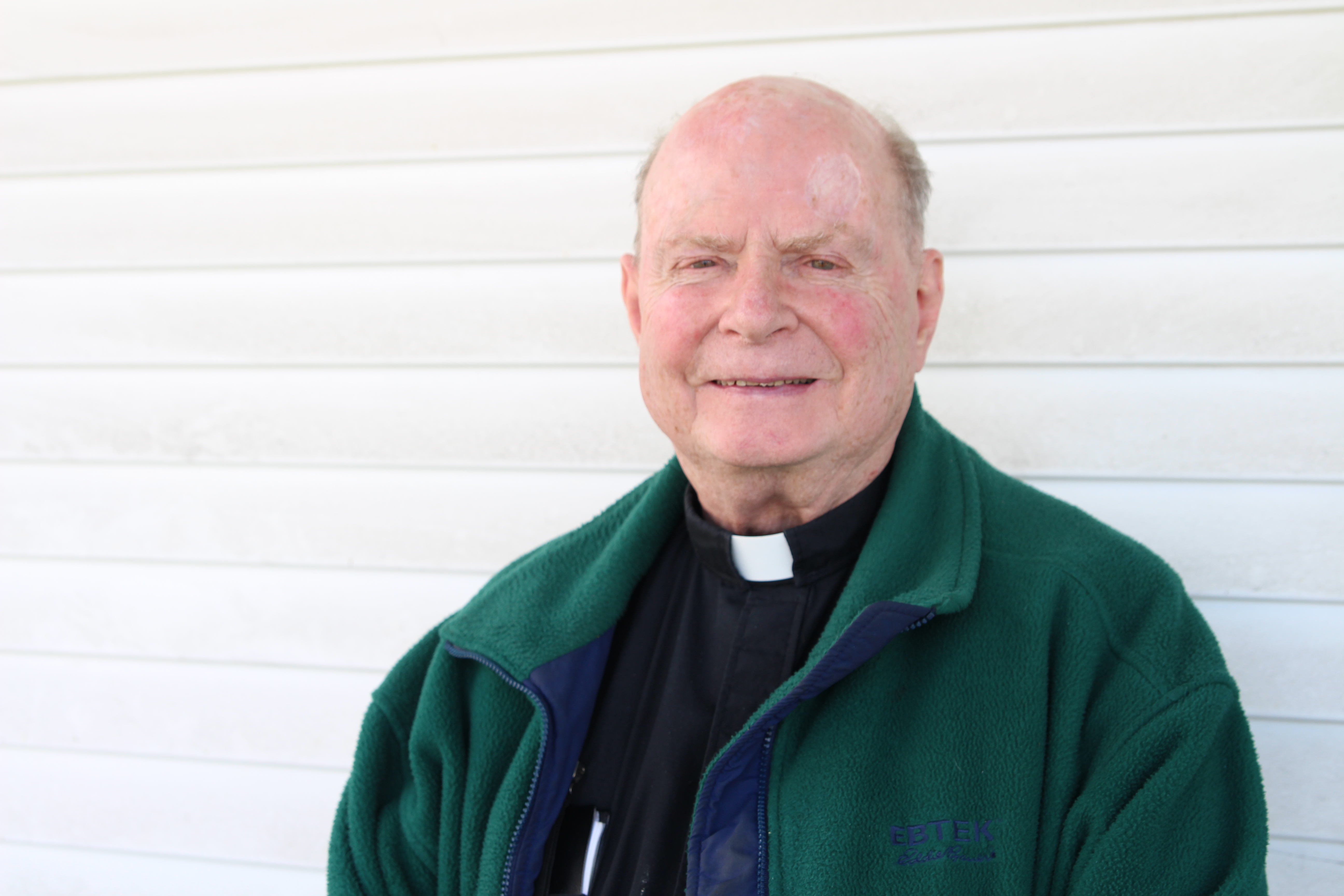9860211385d Father Peter Gorges will be celebrating 50 years of priesthood Tuesday