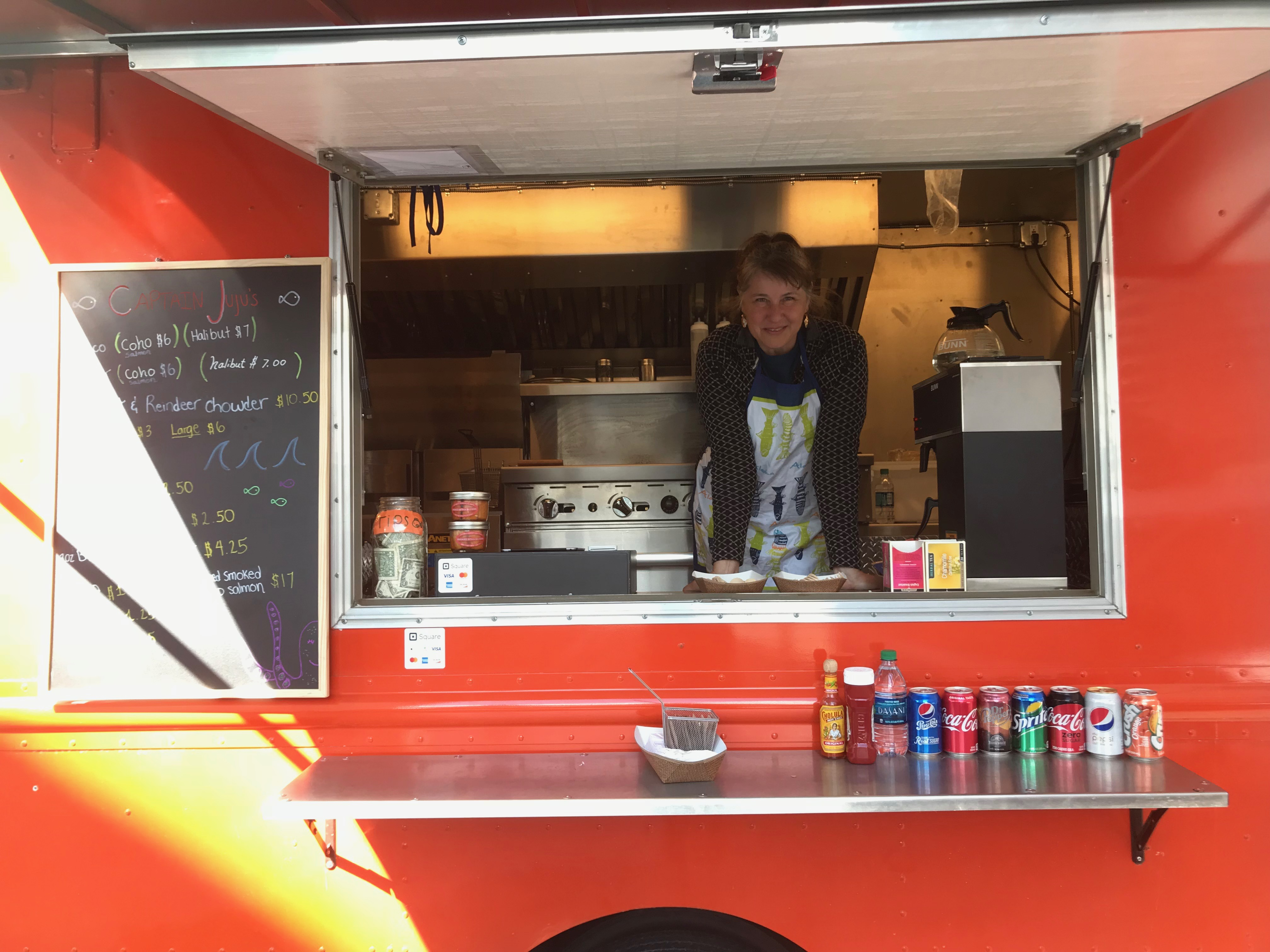 Sitka Restaurant Culture Hits The Road In Food Trucks