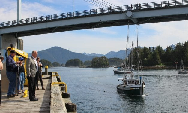 "Sitka salmon fleet to Governor Walker: ""Don't sign a bad treaty"""
