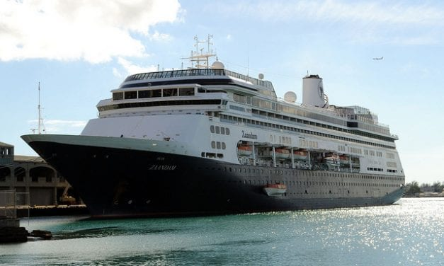 Intervention averts suicide leap from cruise ship docked at Old Sitka