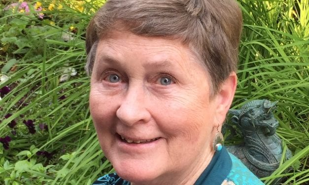 Nearly elected last year, Sheila Finkenbinder runs for Sitka Assembly