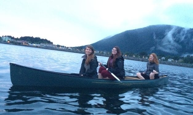 Sitka fellows and the art of storytelling