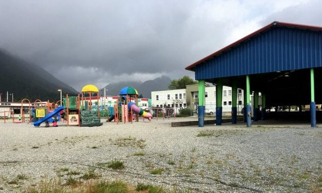 Playground rehab moves up Sitka School District's priority list