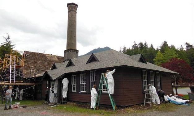 Historic restoration interns build skills, shape careers on SJ campus