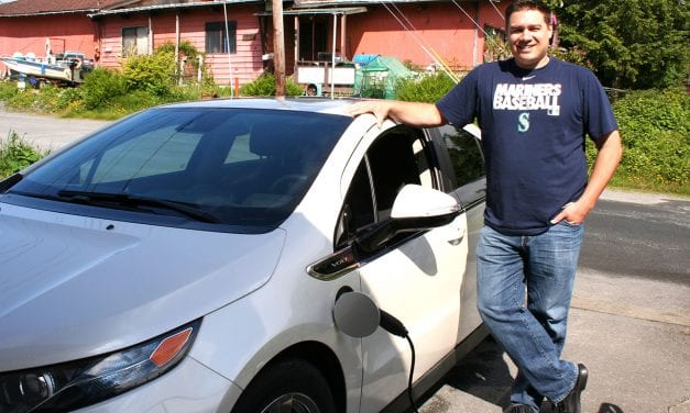 Electric vehicles featured at Saturday Open House