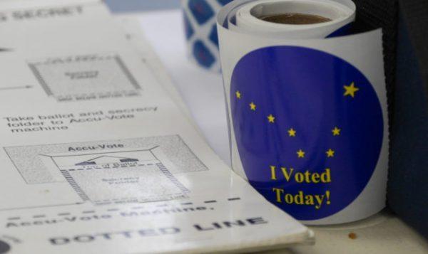 Alaska General Election results, November 6, 2018