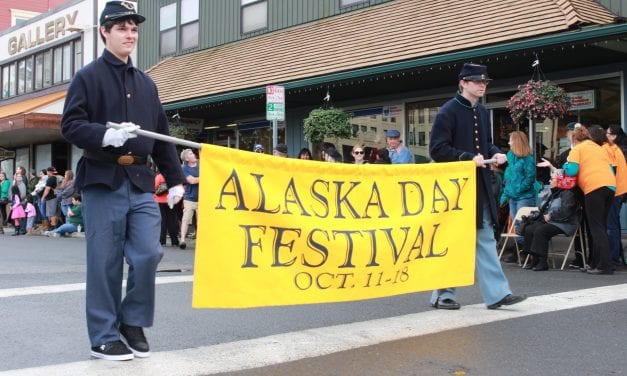 As Sitkans commemorate Alaska Day, November elections on their minds