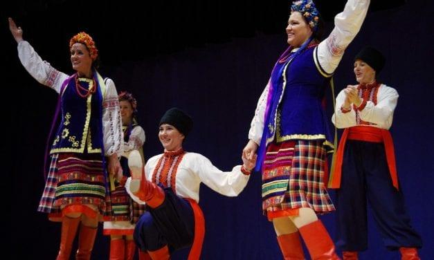 A Russian folk dance group that feels like family