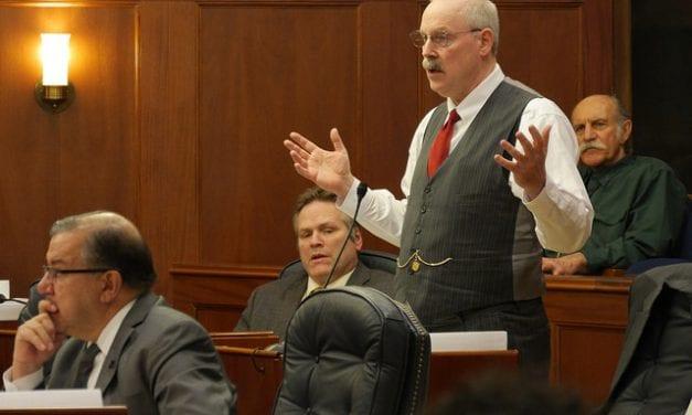 Stedman returns to Senate finance committee chairmanship