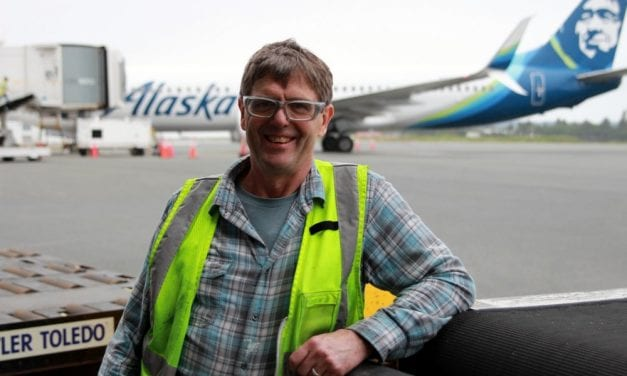 Sitka entrepreneur rolls out an aviation revolution in the baggage bin