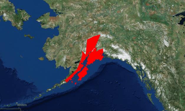 Tsunami warning cancelled for Cook Inlet, Kenai area