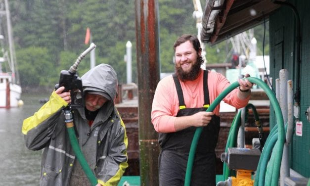 Living in a Raindrop: Meet the newest family in Elfin Cove, Alaska