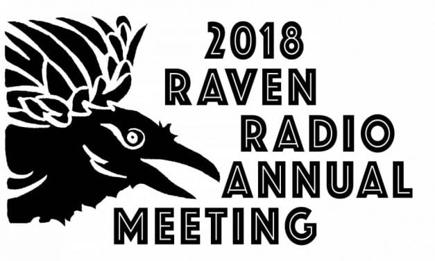 KCAW's Annual On-Air Meeting is December 19th