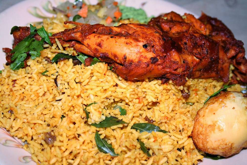 Learn how to cook this mouth watering dish with Sitka Kitch chef Mohad Raj Arul. (Wikimedia/Shehal Joseph)