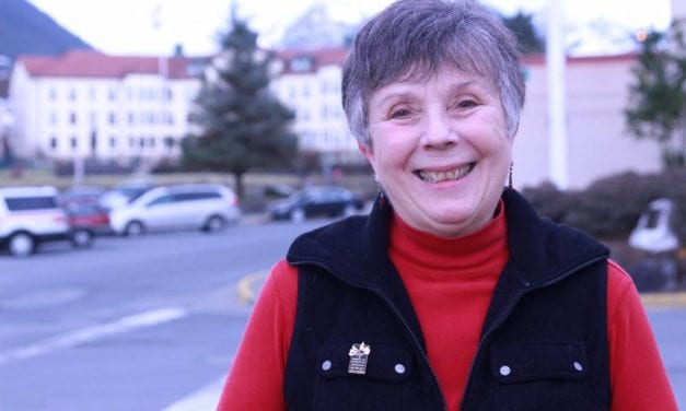 A passionate opponent of closing the doors on Alaska's history