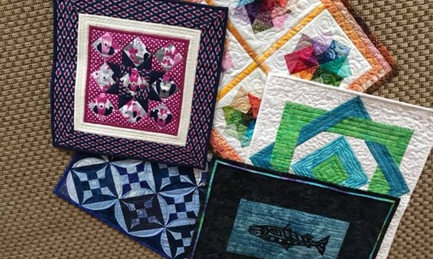 Quilters to show off needlework at annual Ocean Wave show