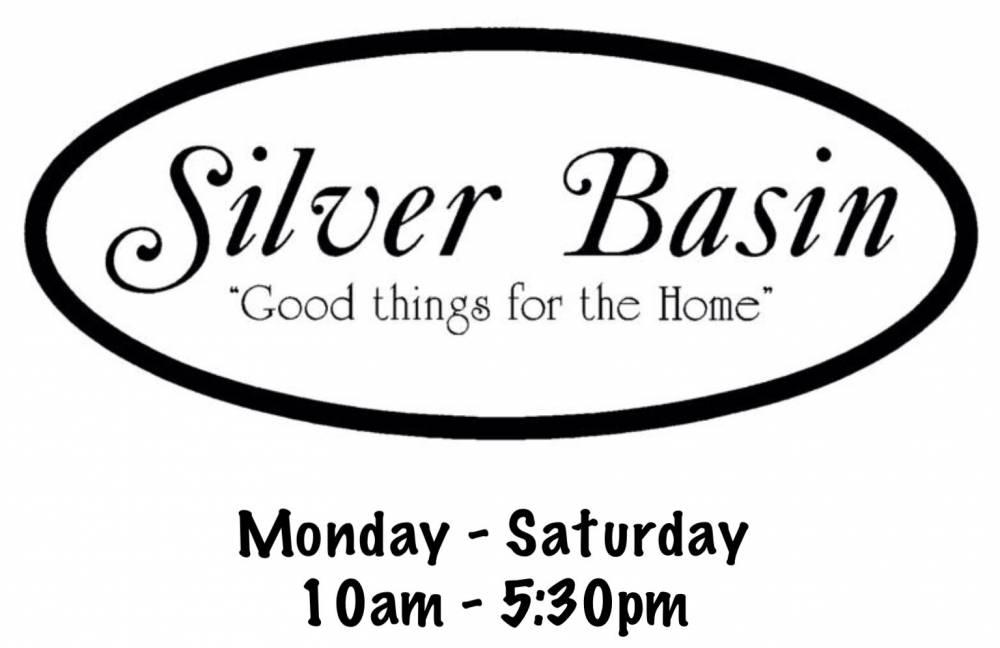 Silver Basin Logo