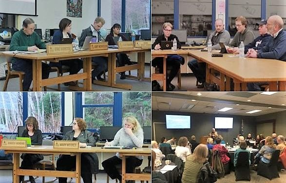 Sitka school board, assembly, and mayor open dialog on deep cuts to state funding next year
