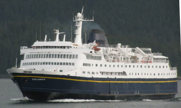 Dunleavy administration's hired consultants torpedo idea to privatize Alaska ferry system